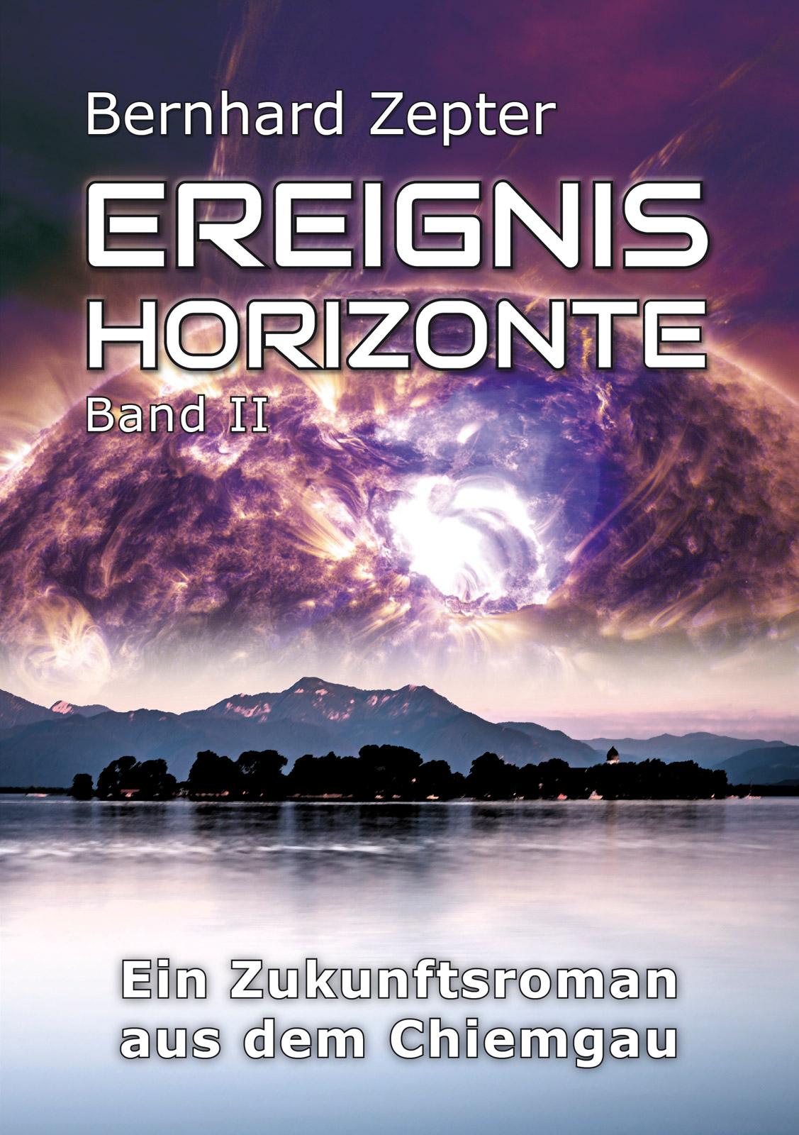 Ereignishorizonte Band 2 | Bernhard Zepter